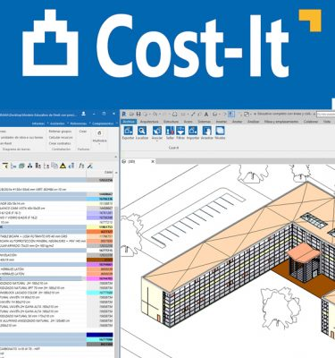 Comprar Presto 2019 o Cost-It software BIM SEYS