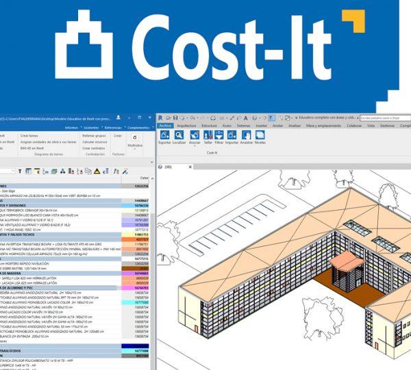Comprar Presto 2019 o Cost-It software BIM SEYS