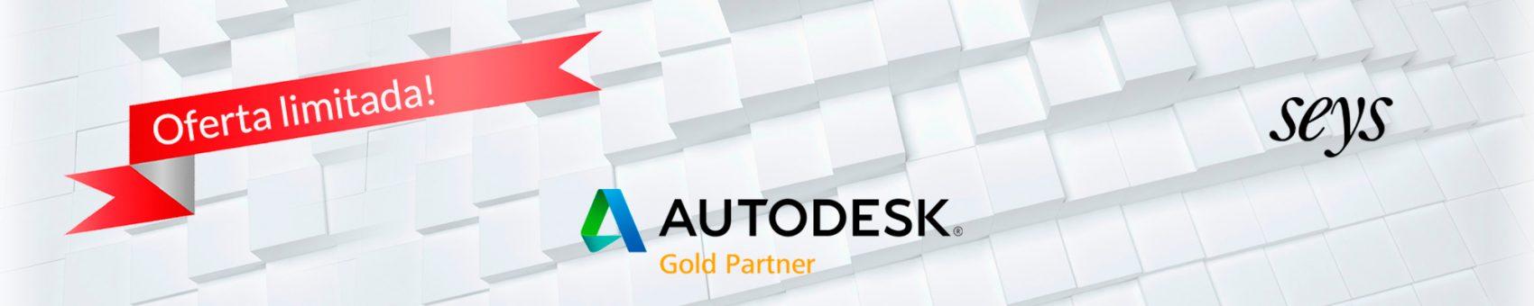 Oferta Autodesk Tienda Seystic